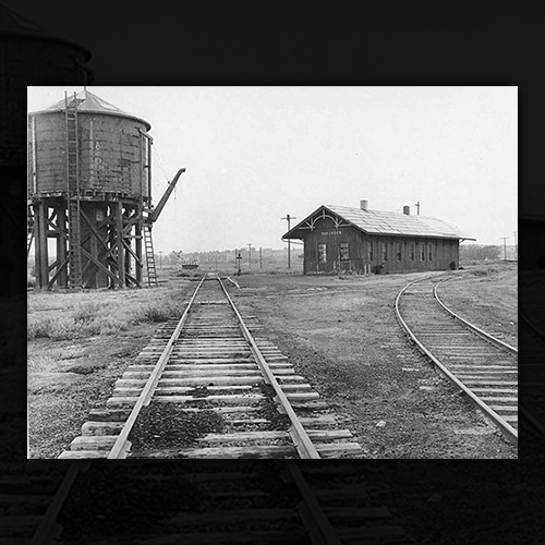 Centerville Railroad Tracks Reported On Map Spirits